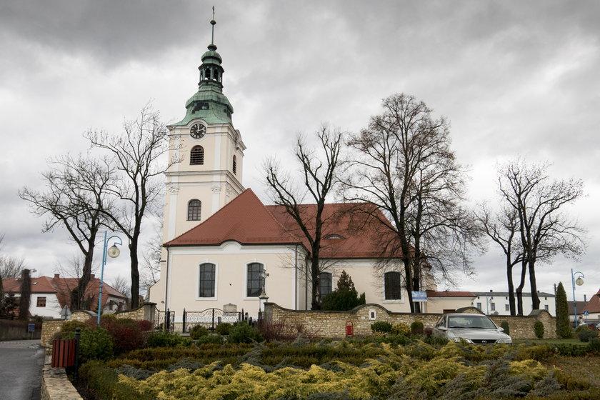 Parafia św. Jacka w Kamieniu Śląskim