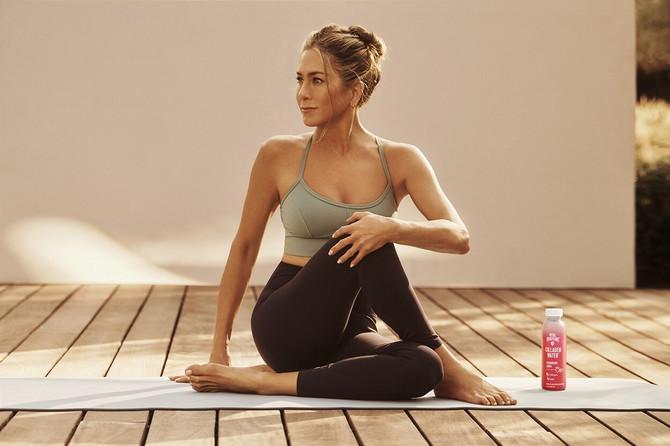 Dženifer Aniston u novoj kampanji