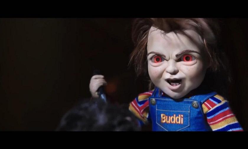 Dziecko porwane przez laleczkę Chucky