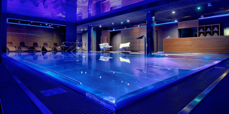 Bristol Aparthotel - dostęp do strefy wellness i SPA