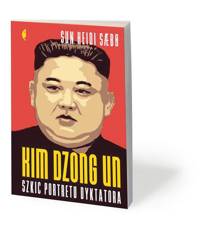 """Sun Heidi Sæbø, """"Kim Dzong Un. Szkic portretu dyktatora"""", przeł. Iwona Zimnicka, Czarne 2019"""