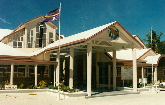 Zgrada parlamenta Naurua