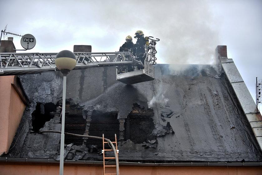 W pożarze na ulicy Jana Pawła II zginęły trzy osoby