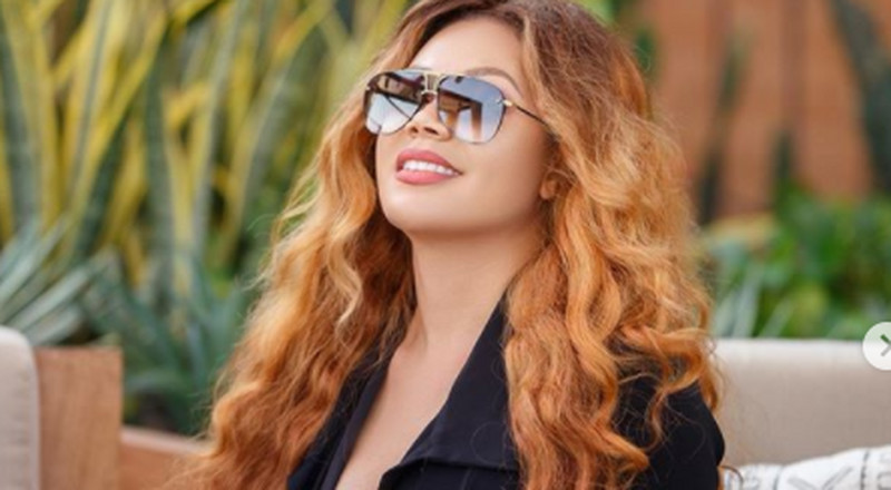 Casual Friday with Nadia Buari