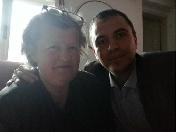 Milena Stanković i Viktor Lazić