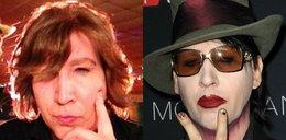 Tak wygląda Marilyn Manson bez makijażu