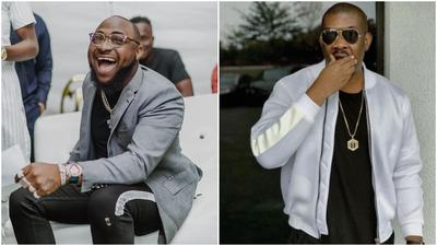 Davido, Don Jazzy, others react to DJ Cuppy and her sisters' N80M cars gift from billionaire dad