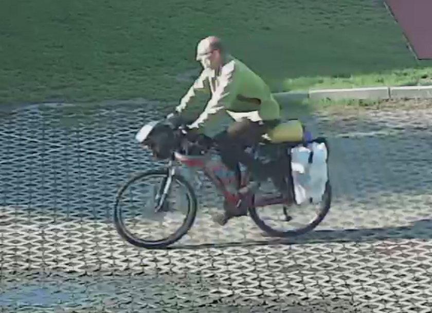 Policja poszukuje  mężczyzny w średnim wieku