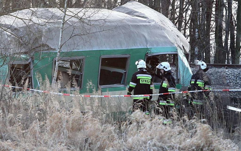 Dzieci ofiar katastrofy kolejowej dostaną po 10 tys. zł