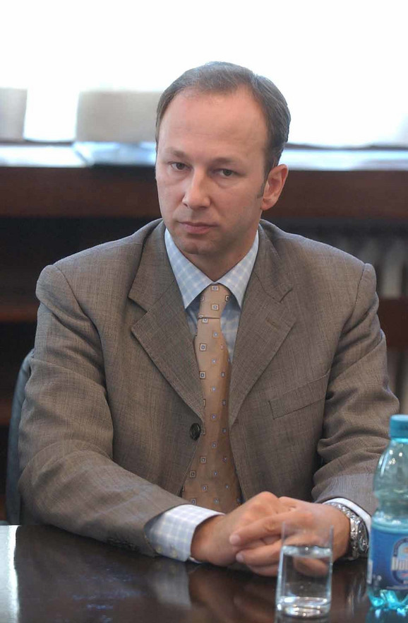 Uhapšen 26. decembra: Slobodan Milosavljević