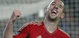 Ribery najlepszym piłkarzem Europy!