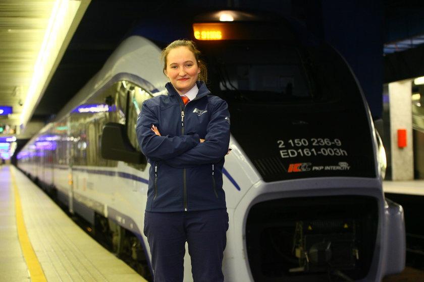 Jestem pierwszą w Polsce kobietą, która kieruje expressami!