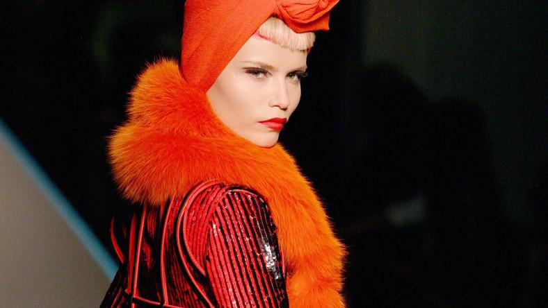 Marlena Dietrich XXI wieku. Gaultier zawsze lubił nowoczesne kobiety