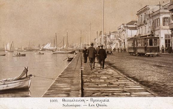Solun 1900-tih