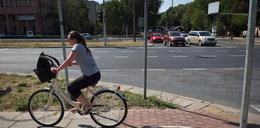 Stołeczni rowerzyści nie mają lekko