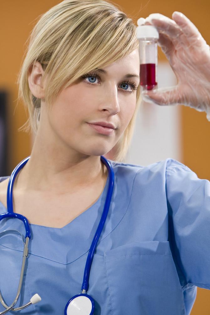 U Srbiji je najčešća krvna grupa A pozitivna, zatim O pozitivna, a najređa je AB negativna krvna grupa.