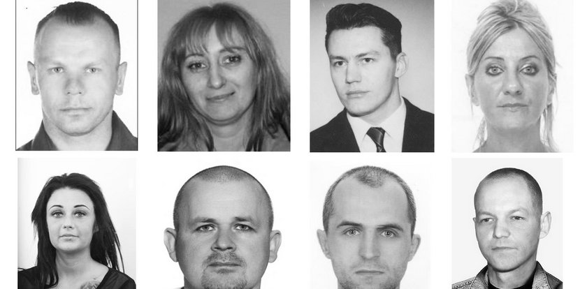 To ich szuka polska policja! Najgroźniejsi przestępcy w Polsce