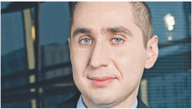 Wojciech Bigaj, radca prawny w kancelarii Grynhoff Woźny i Wspólnicy Fot. Arch.