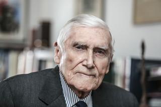Nie żyje prof. Witold Kieżun. Powstaniec warszawski, ekonomista - zmarł w wieku 99 lat