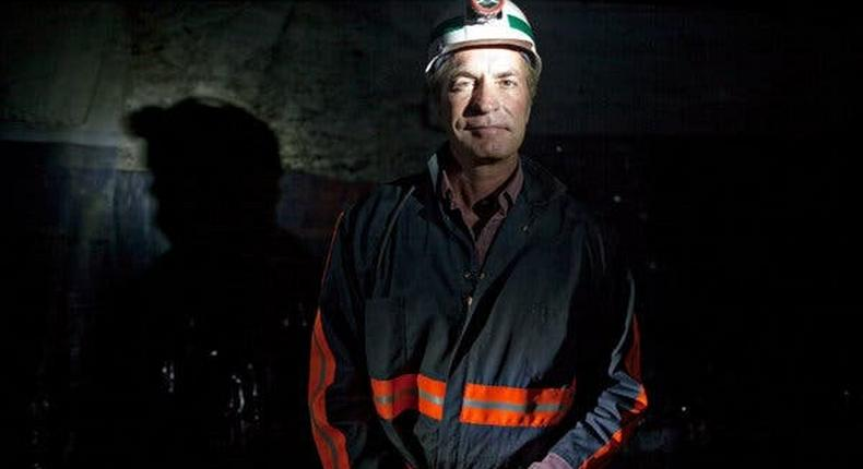 Coal mining entrepreneur is killed in helicopter crash, reports say