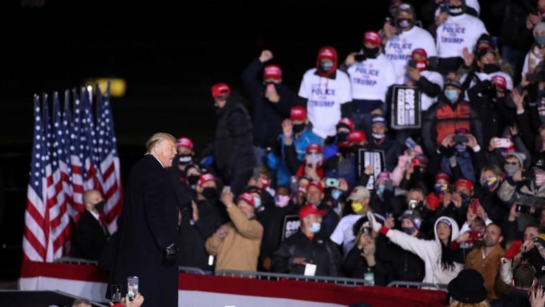 Kampania Donalda Trumpa