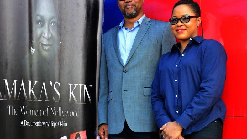 Amaka's Kin documentary private screening