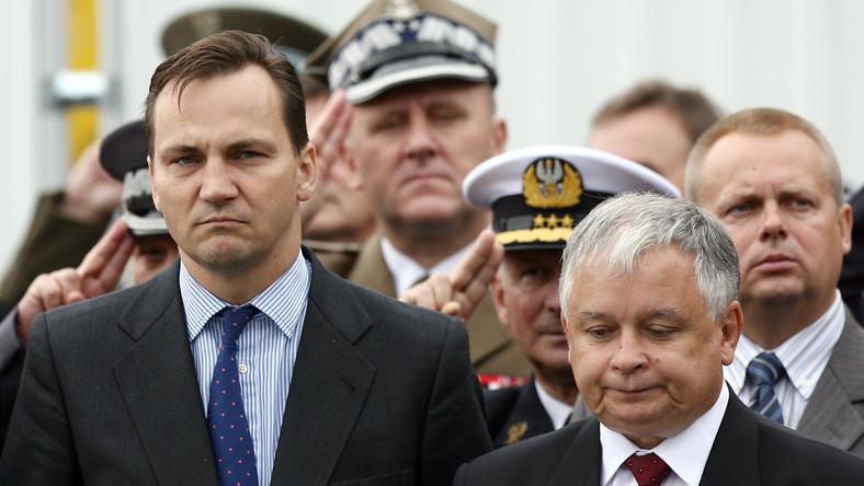 Radosław Sikorski: Nie mogłem się stawić w Kancelarii Prezydenta