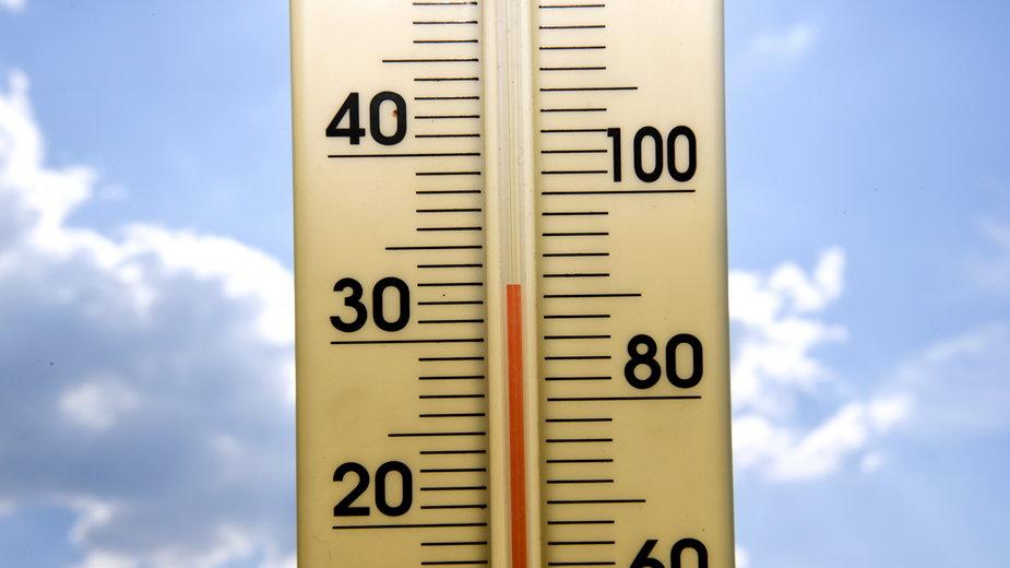 Synoptycy przewidują, że  termometry w dzień mogą wskazać do nawet 33 st. C