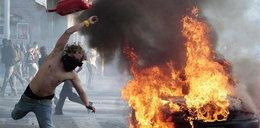 Bitwy z policją, krew i ranni. Tak burzy się świat! ZDJĘCIA