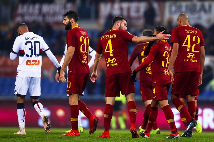 FK Roma, FK Đenova