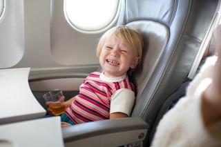 Dziecko na pokładzie samolotu