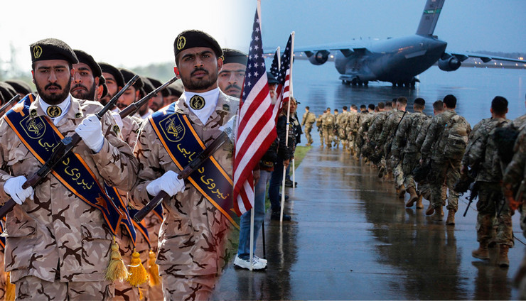 americka iranska vojska 2 foto Tanjug AP Profimedia
