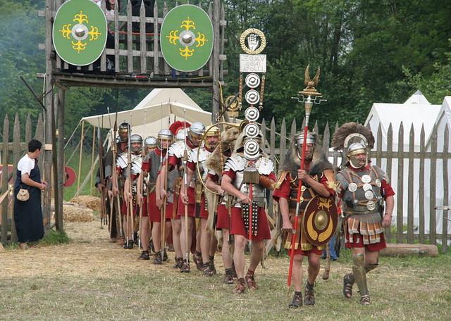 Rimska legija
