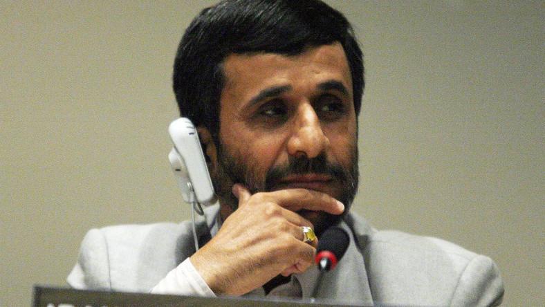 Prezydent Iranu