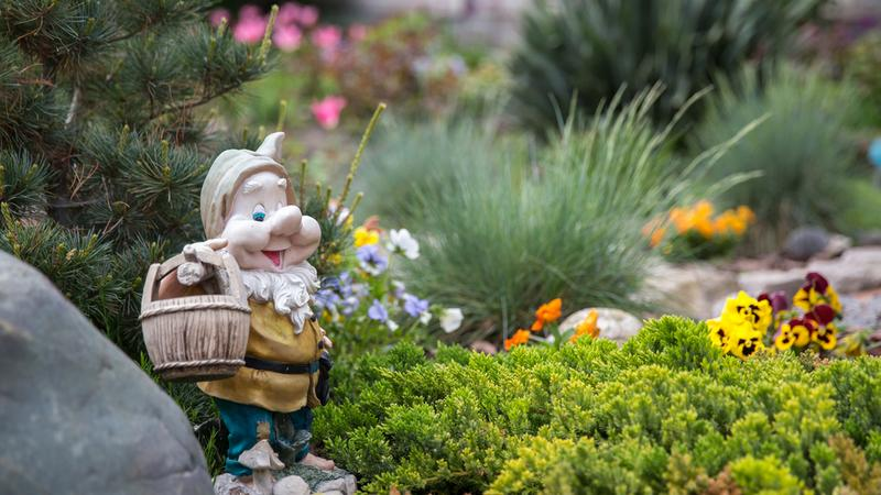 figurki do ogrodu