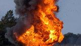 Potężny pożar w rafinerii w Indonezji. WIDEO