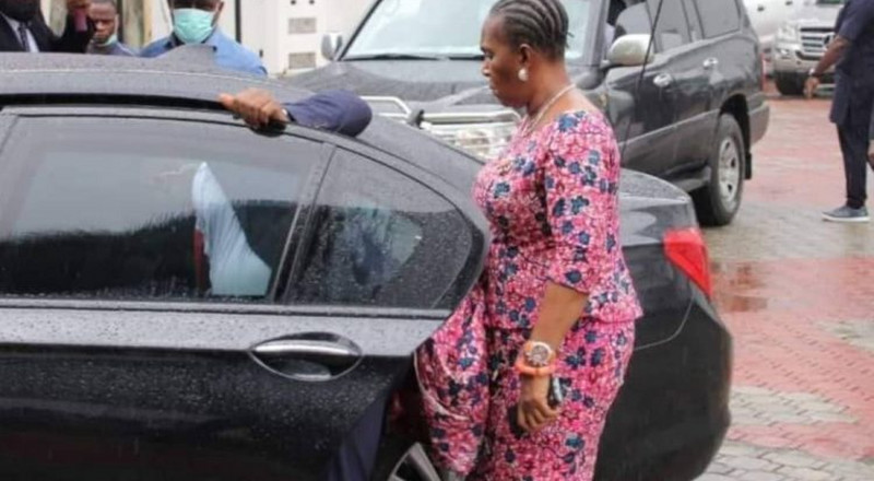 Joy Nunieh: 'How Wike chased police officers from my house'