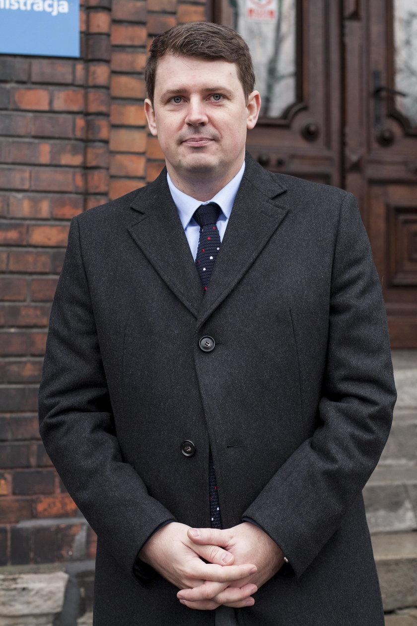 Piotr Wojtaszek adwokat