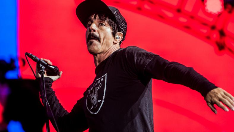 Red Hot Chili Peppers na Open'er Festival 2016