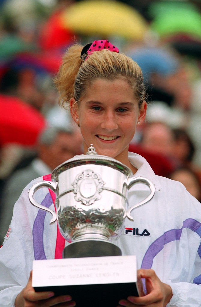 Kao tinejdžerka osvajala trofeje