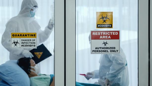 To oznacza, że w Wielkiej Brytanii na koronawirusa zmarło już więcej osób niż w Chinach, gdzie zaczęła się epidemia.