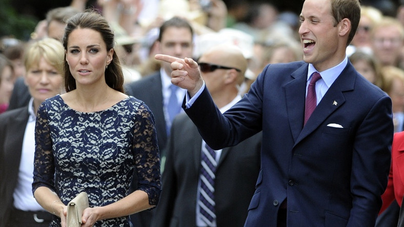 Księżna Catherine i książę William wybrali się w 1. oficjalną podróż do Kanady.