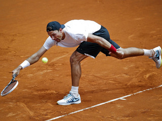 SPAIN TENNIS MADRID OPEN