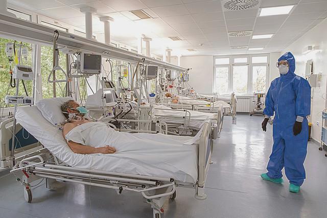 Devet pacijenata u Čačku ima tešku kliničku sliku
