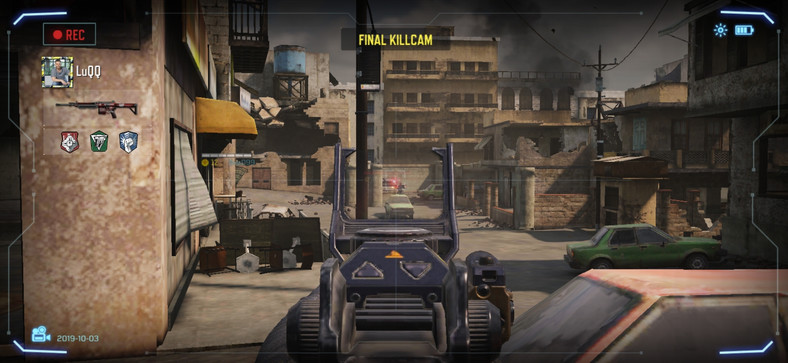 Call of Duty Mobile - screenshot z wersji na Androida