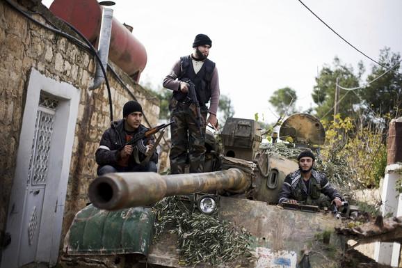 Kurdi u Siriji