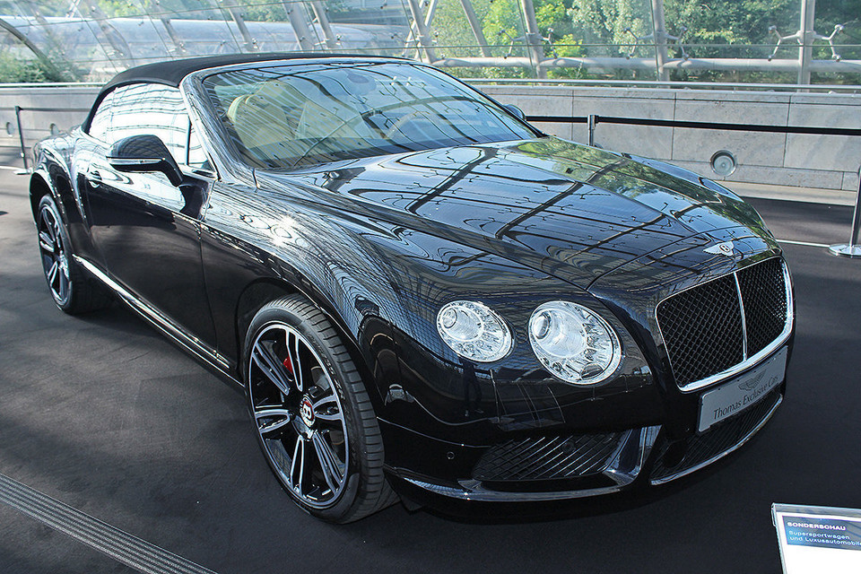 Bentley Continental Cabrio