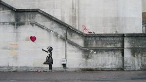 Anonimowość nie pomaga Banksy'emu. Co z prawami do jego dzieł?