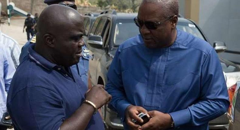 Election 2020: Former Chief of staff rejects Mahama's running mate request
