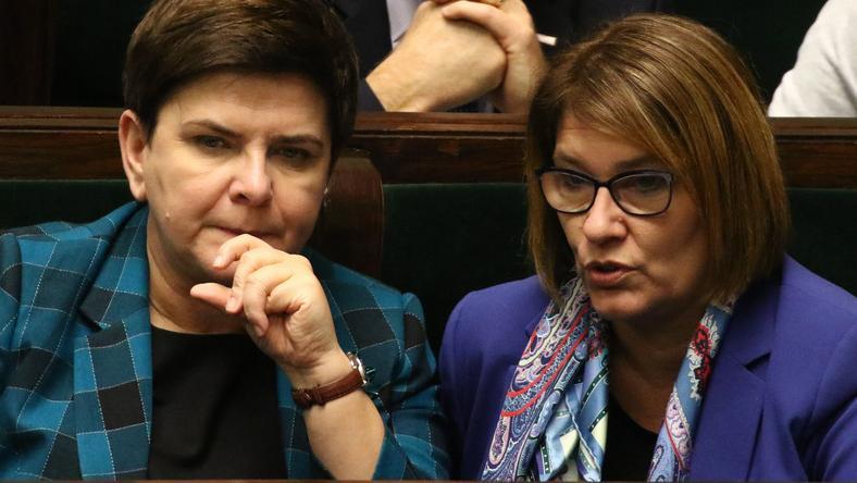 Beata Mazurek: rekonstrukcję rządu trzeba przeprowadzić łącznie i będzie ona odłożona w czasie